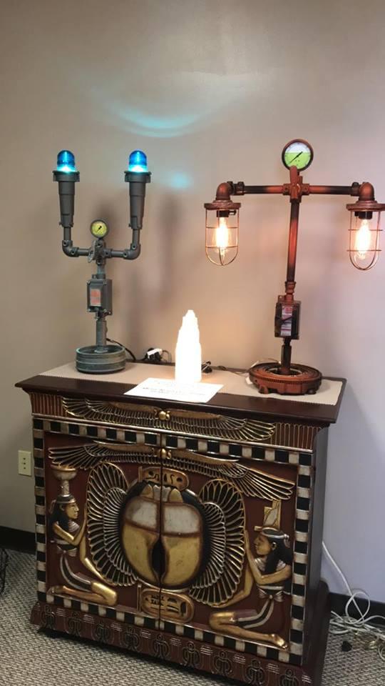 Matthew Collins (Custom Lamps)
