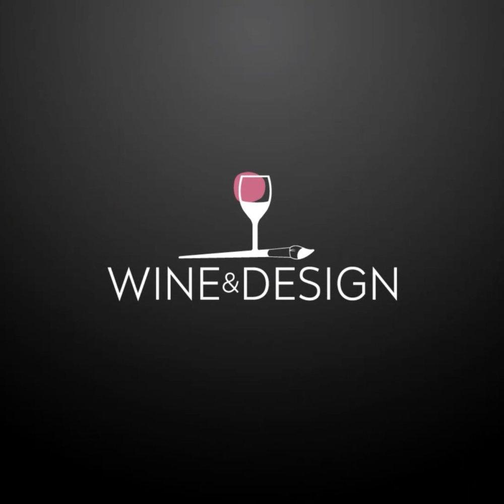 Wine & Design - 41610 Fenwick St.,Leonardtown, MD 20650Paint a beautiful painting while enjoying a glass of wine!