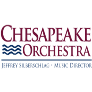 Chesapeake Orchestra - Chesapeake Orchestra, Inc. under the direction of Jeffrey Silberschlag provides Southern Maryland with high-quality cultural programming for all ages. The orchestra's presence will enhance the internationalization of Southern Maryland with cultural exchanges. The performances range from serious classical composition, to light classics, to jazz, and genres such as Bluegrass and Blues are fused with orchestral instrumentation to develop new audiences.