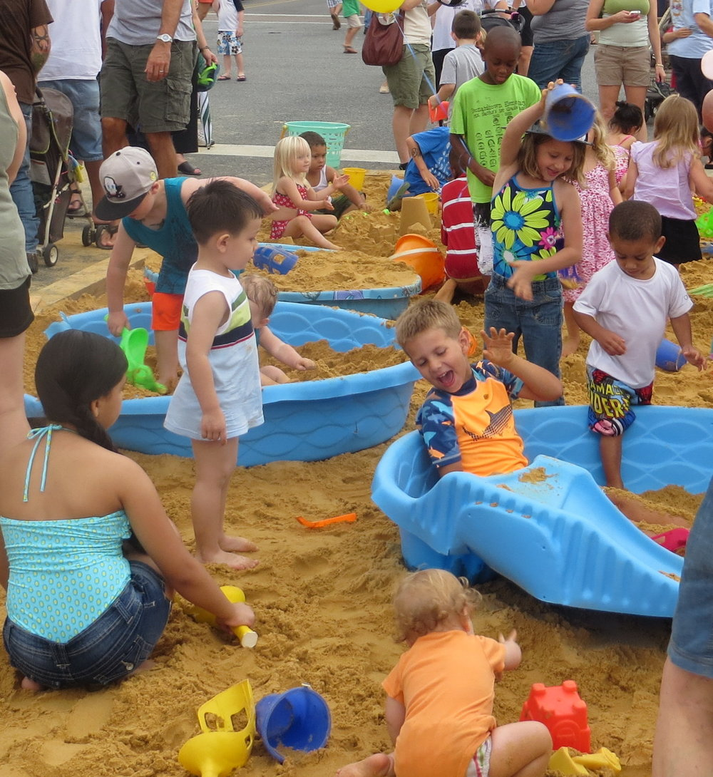 Beach Party in Leonardtown