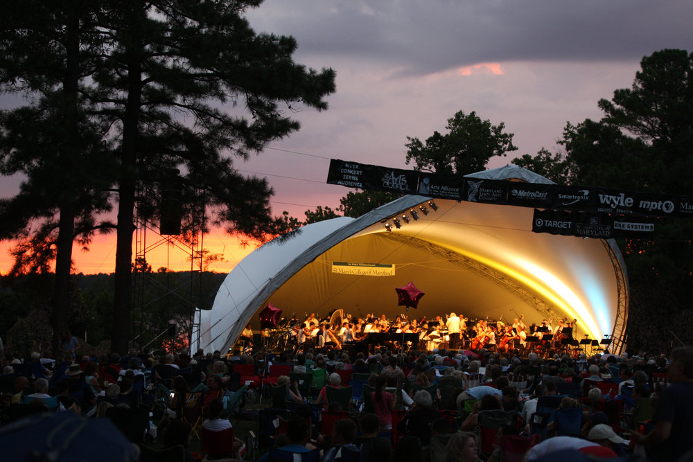 River Concert Series with the Chesapeake Orchestra