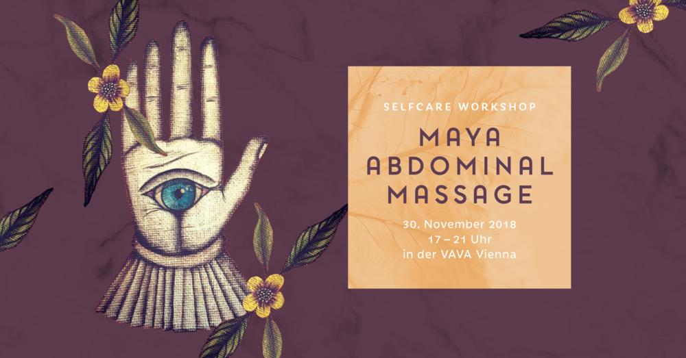 Maya Abdominal Massage Wilde Urnatur