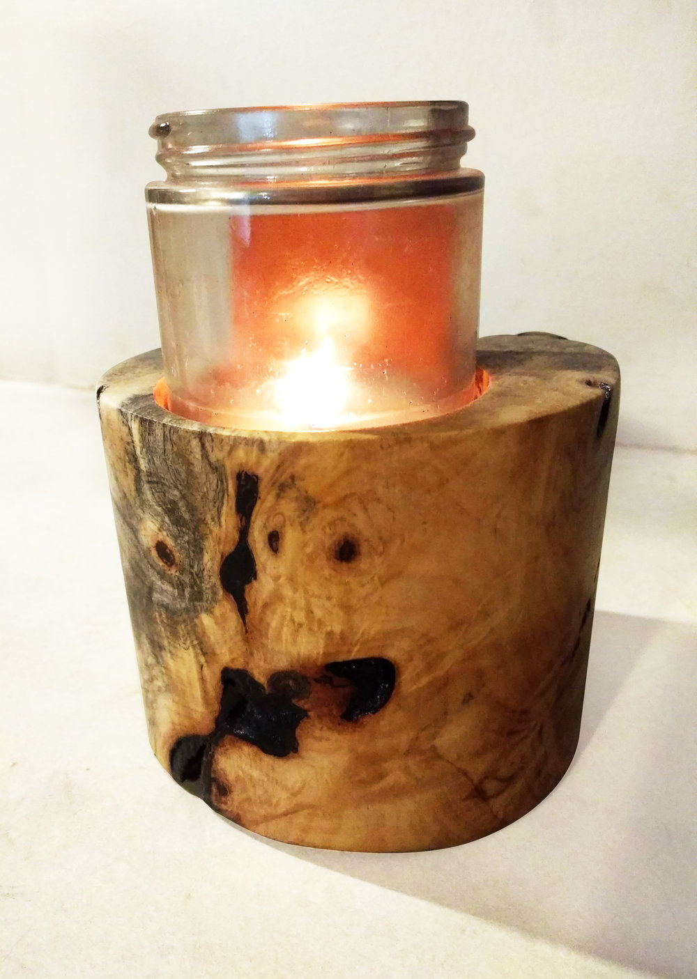 Buckeye Burl Candle Holder1.jpg