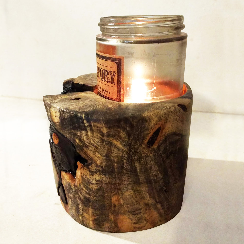 Buckeye Burl Candle Holder_1.jpg