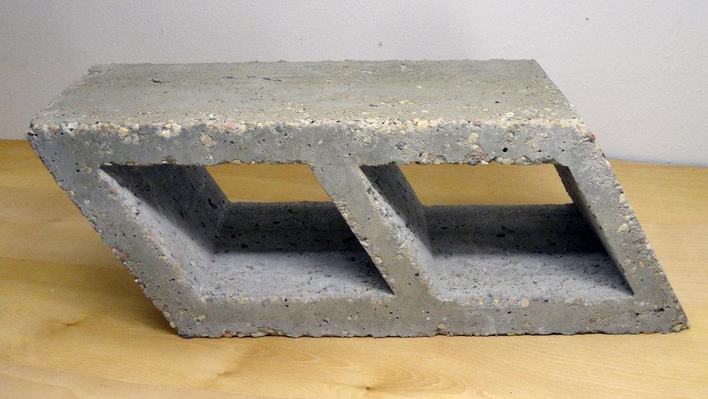 Cinder Block #2 (Car Prop)