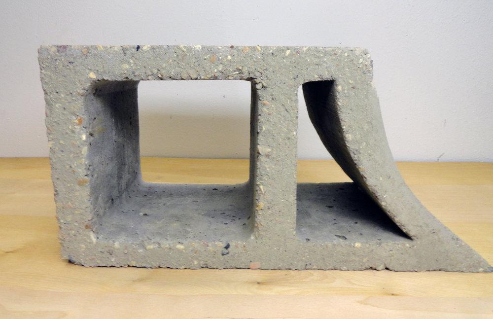 Cinder Block #3 (Car Prop)
