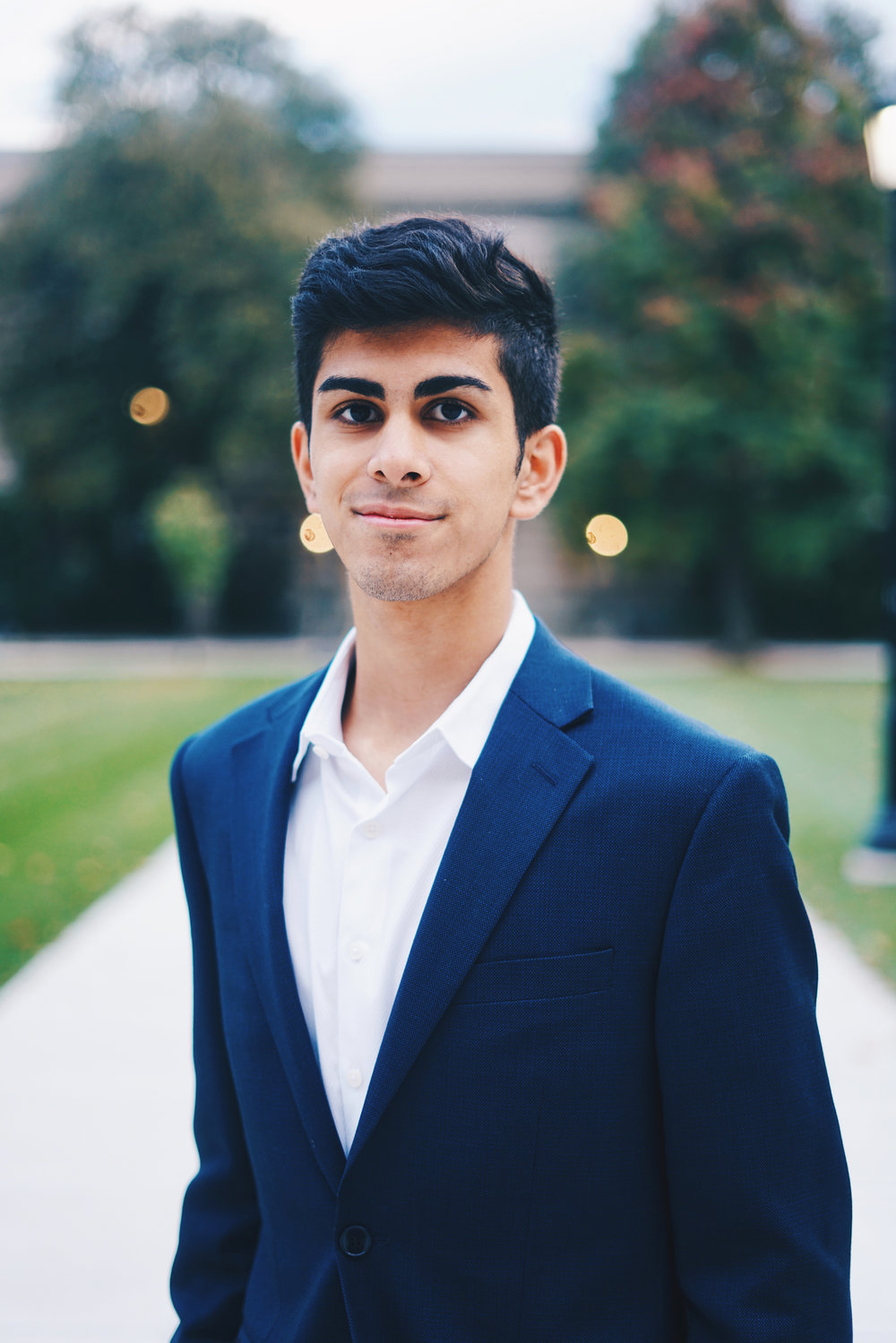 VP of Recruitment - Arjun Saluja
