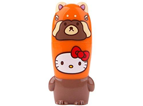 Mimobot 16GB Hello Kitty Racoon USB Flash Drive - Hello Kitty. Enough said.