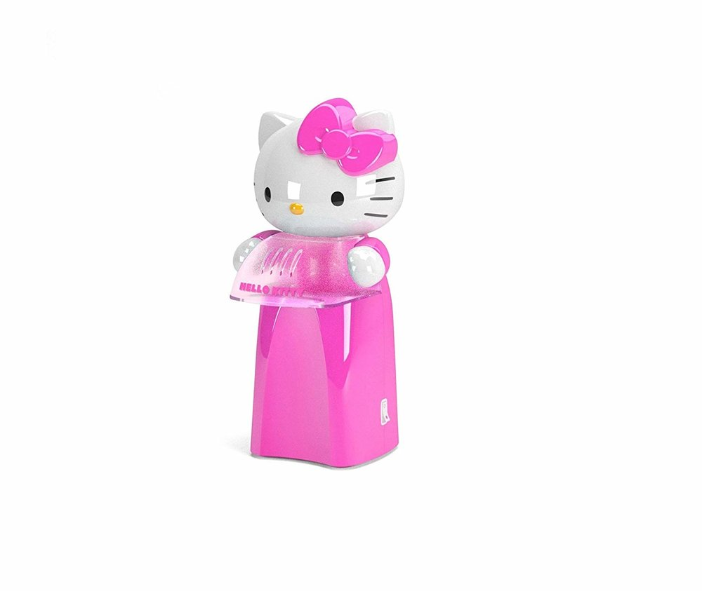 Hello Kitty Hot Air Popcorn Maker - Did I mention my lifelong obsession with Hello Kitty and Sanrio? I can't think of anyone who wouldn't love to use this cute little popper.