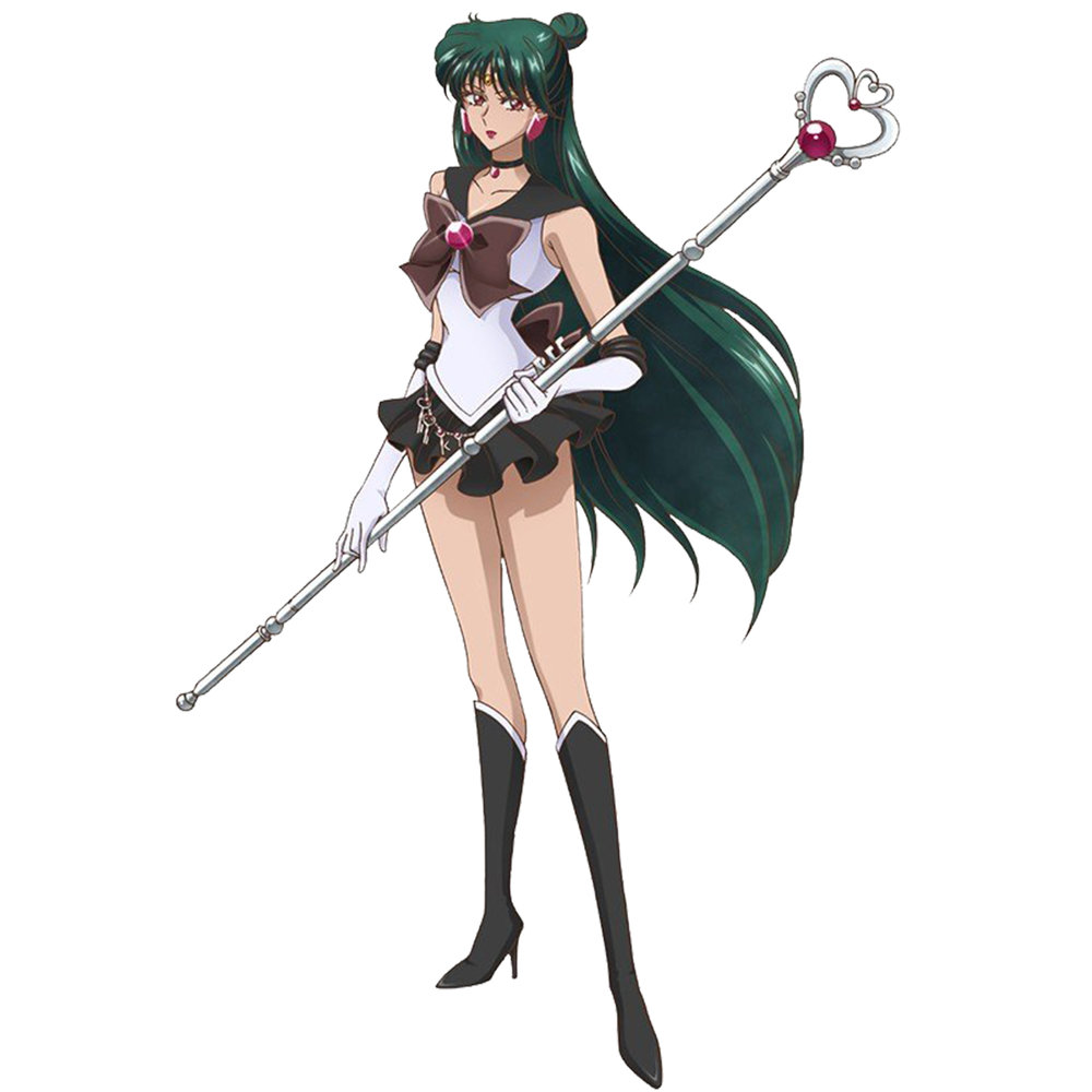 All about Sailor Pluto -