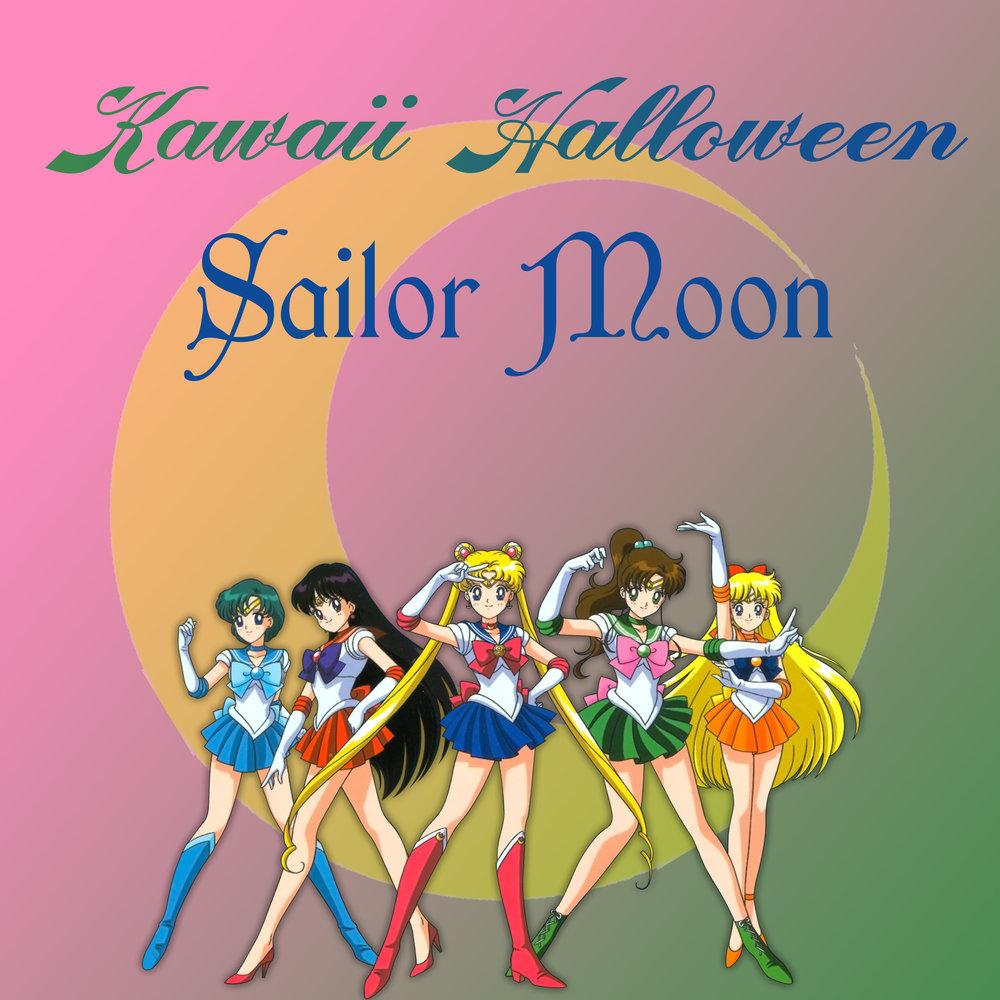 Kawaii Halloween: Sailor Moon Edition -