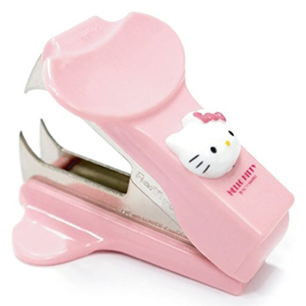 Hello Kitty Staple Remover - NO. BRAINER. Let her help you with those pesky staples.