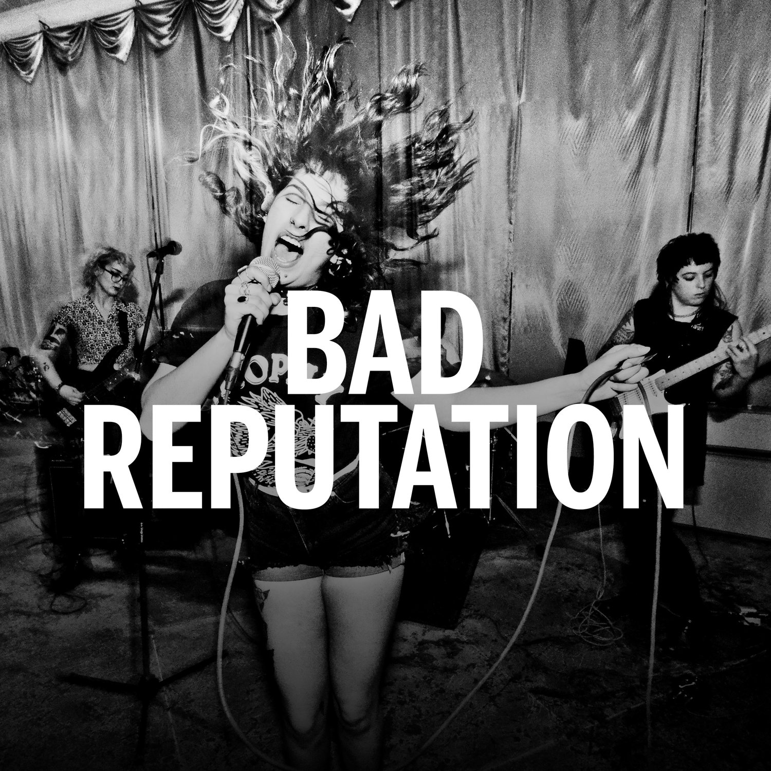 Bad Reputation Logo