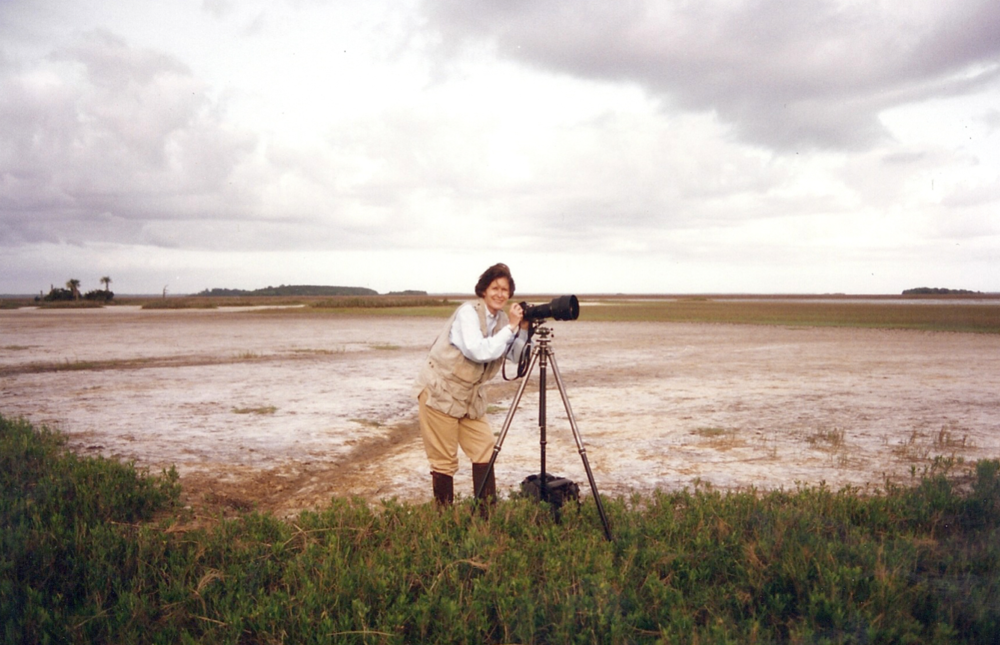 Betsy Chaffin Capturing the heart of Spring Island