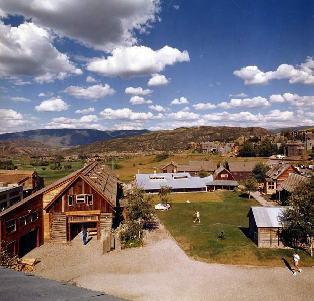 Anderson Ranch in the 1990s