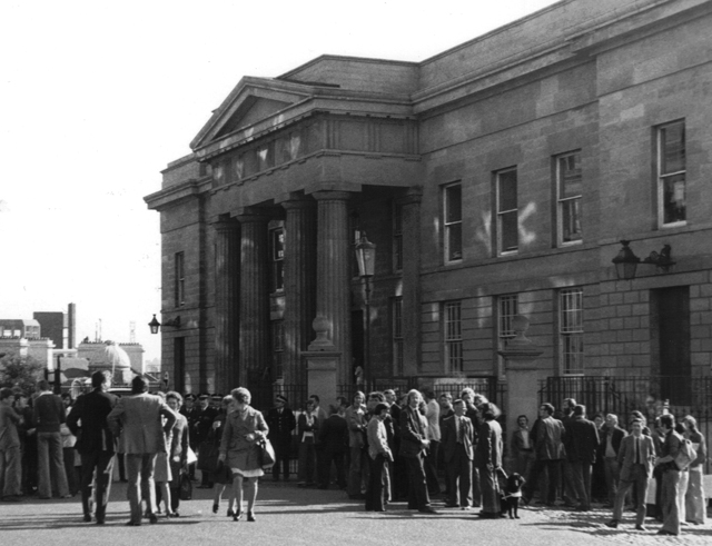 Moot Hall, Newcastle.