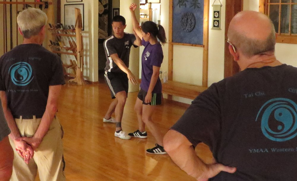 Jonathan Chang and Michelle Lin Seminar 8-16-18