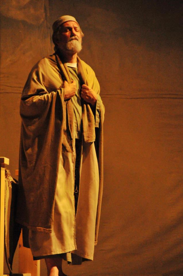This is from a musical Larry participated in from 2013 - The Prodigal Son by andres Paredes