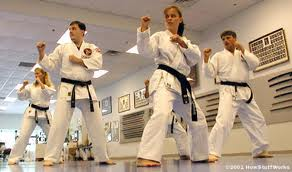 Sign up for a Martial Arts class today