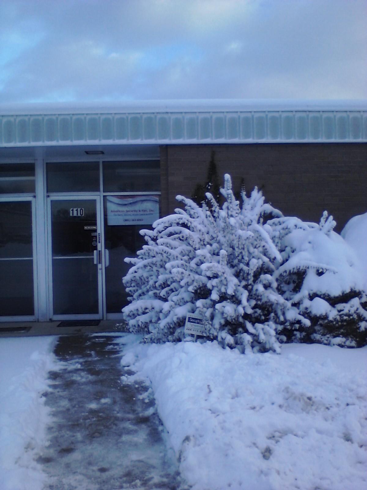 New office 110 W 2950 So, SLC, UT 84115