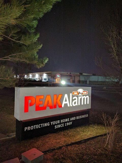 Peak Alarm has 5 offices in Utah and Idaho
