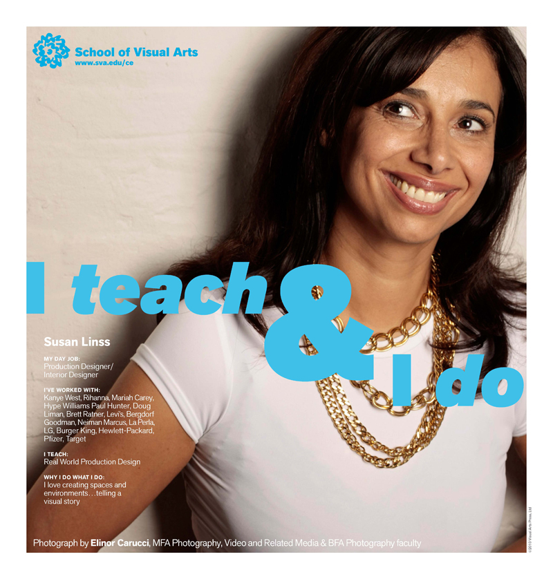 I teach & I do