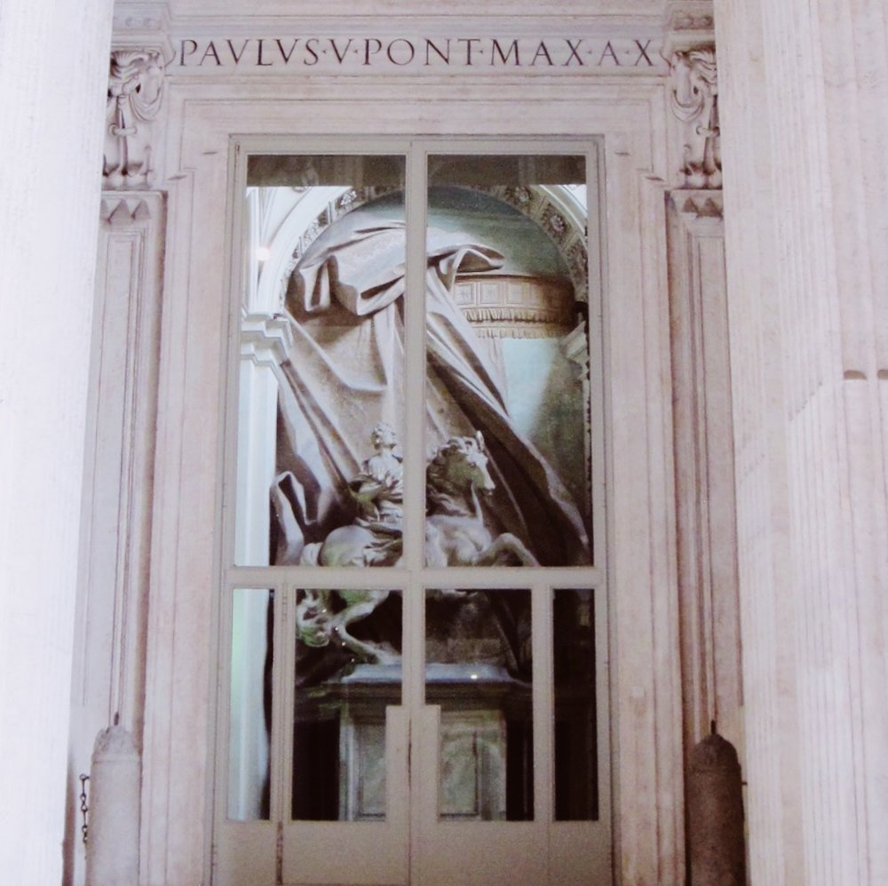 Bernini's Vision of Constantine.