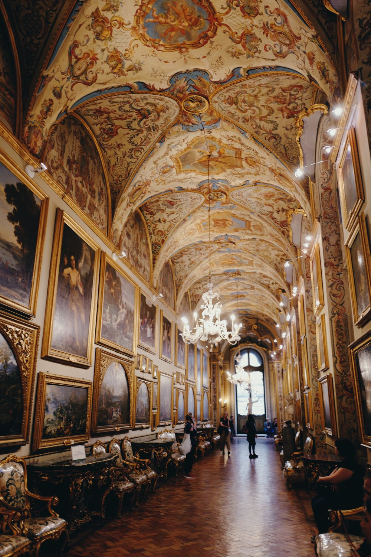 Gallery Doria Pamphilj: Southern Wing