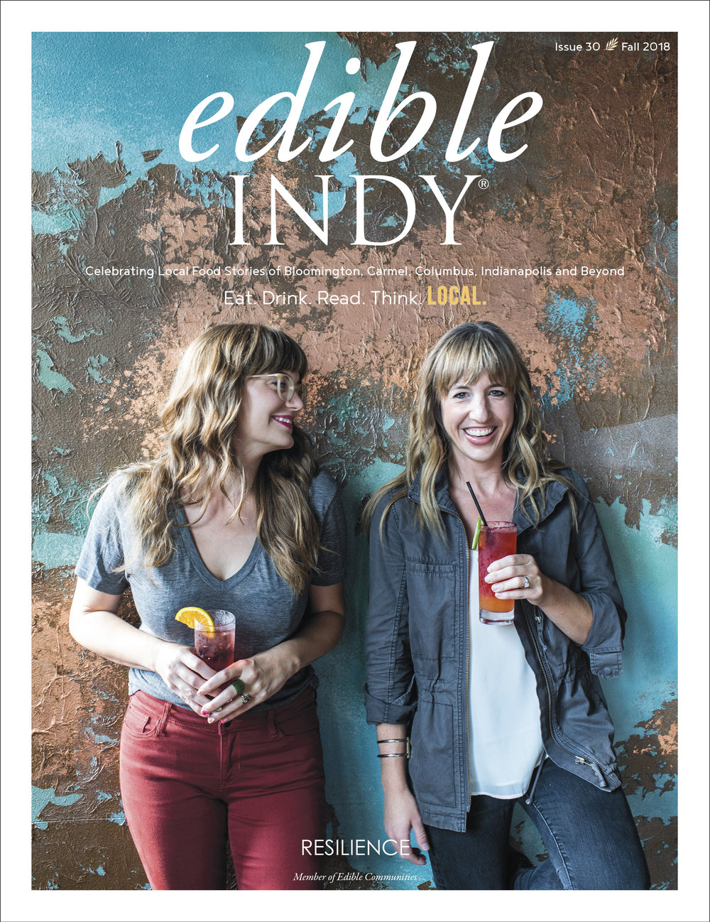 Edible Indy Cover