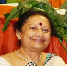 Jharna Banerjee - Cultural Secretary at Large