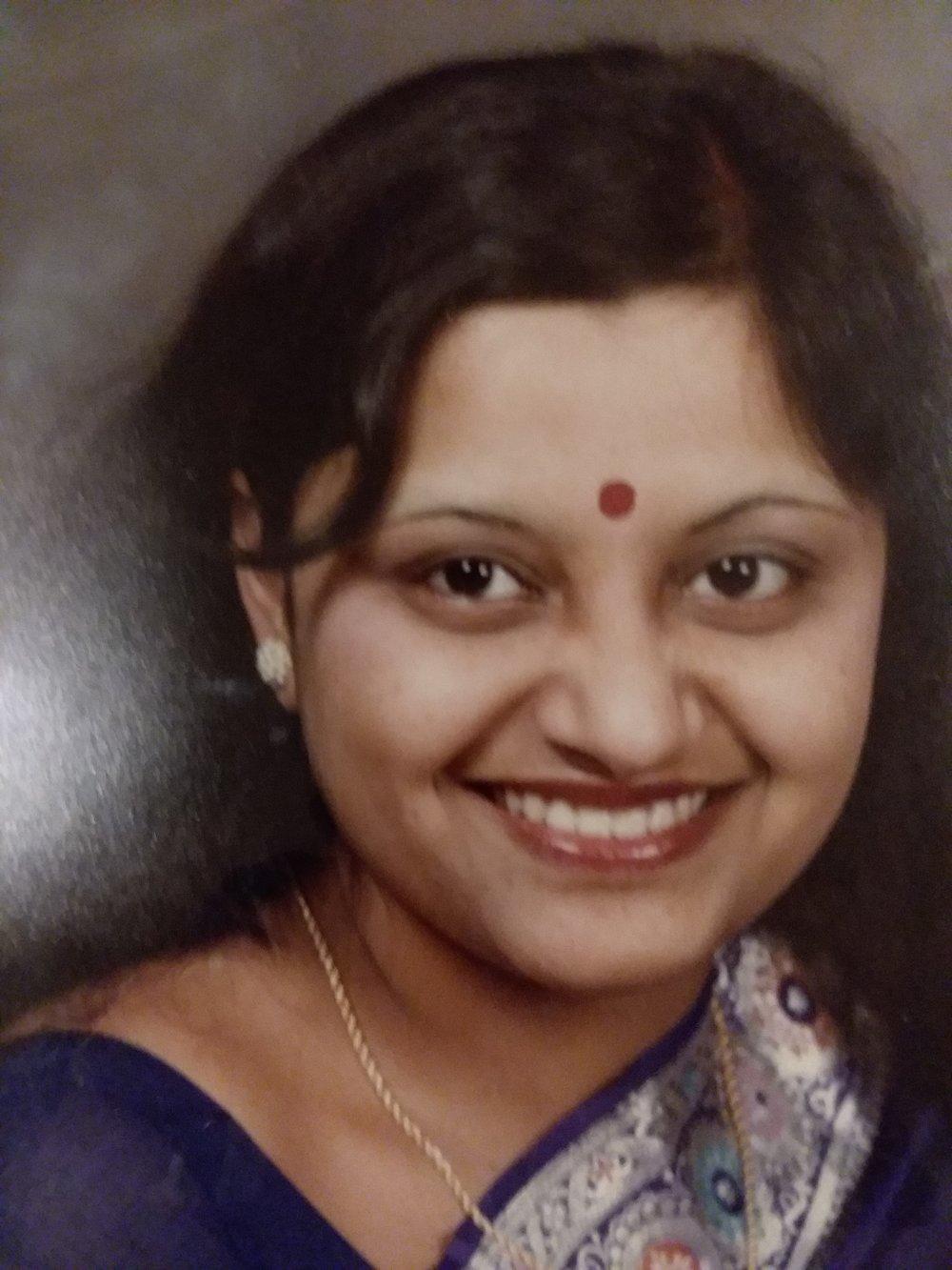 Madhumita Choudhuri - Member