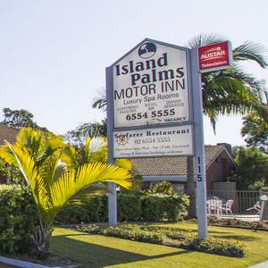 Island Palms Motor Inn - Forster