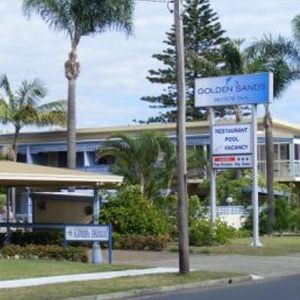 Golden Sands Motor Inn - Forster