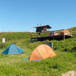 Myall Lakes National Park Camping - Mungo Brush