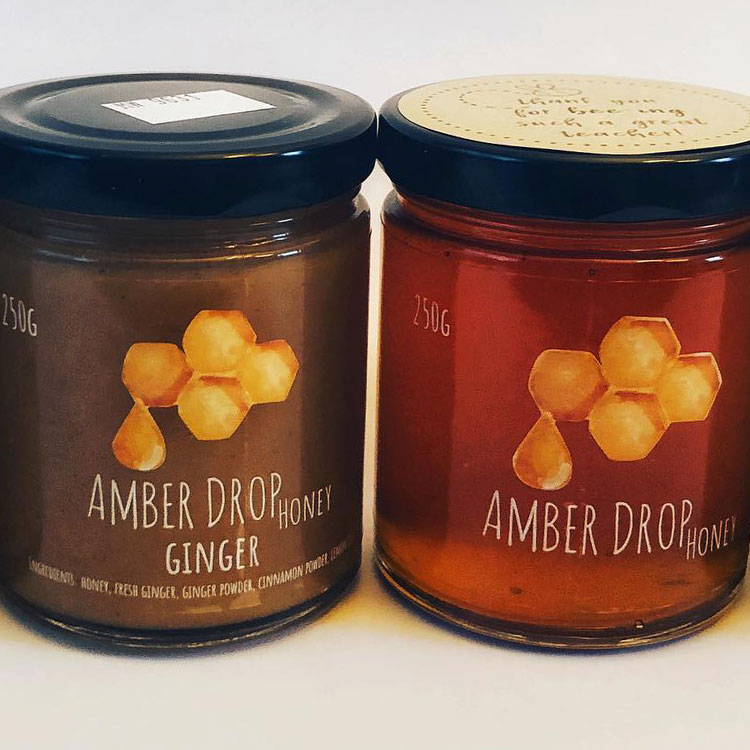 Amber Drop Honey - Workshops, Talks & Gardens