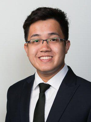 Goh Yeou Jie (Daniel)    CIO   Daniel is in charge of all investments made by WhaleBlocks. He conducts strict due diligence for early stage projects and only contributes to the best ICOs.   He also helps to incubate and accelerate blockchain enabled project as a Strategic Business Development Partner in Wanchain.