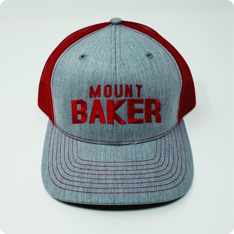 Richardson 112 Trucker Hat, Mount Baker — Hats Off
