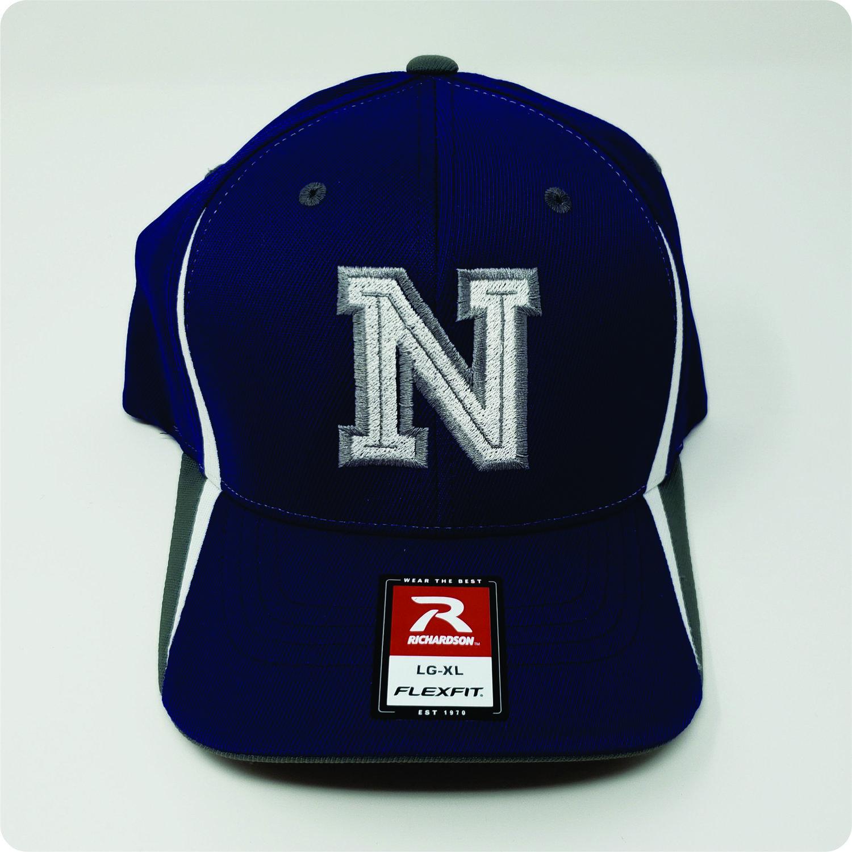 8f923534c Richardson Triple Color R-Flex Cap, Nooksack — Hats Off