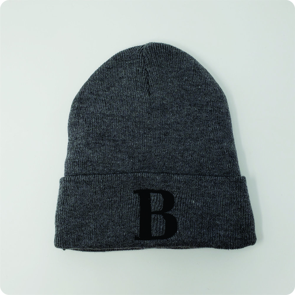 Blaine Borderites Fleece Lined Knit Cap — Hats Off 789ba928b78b