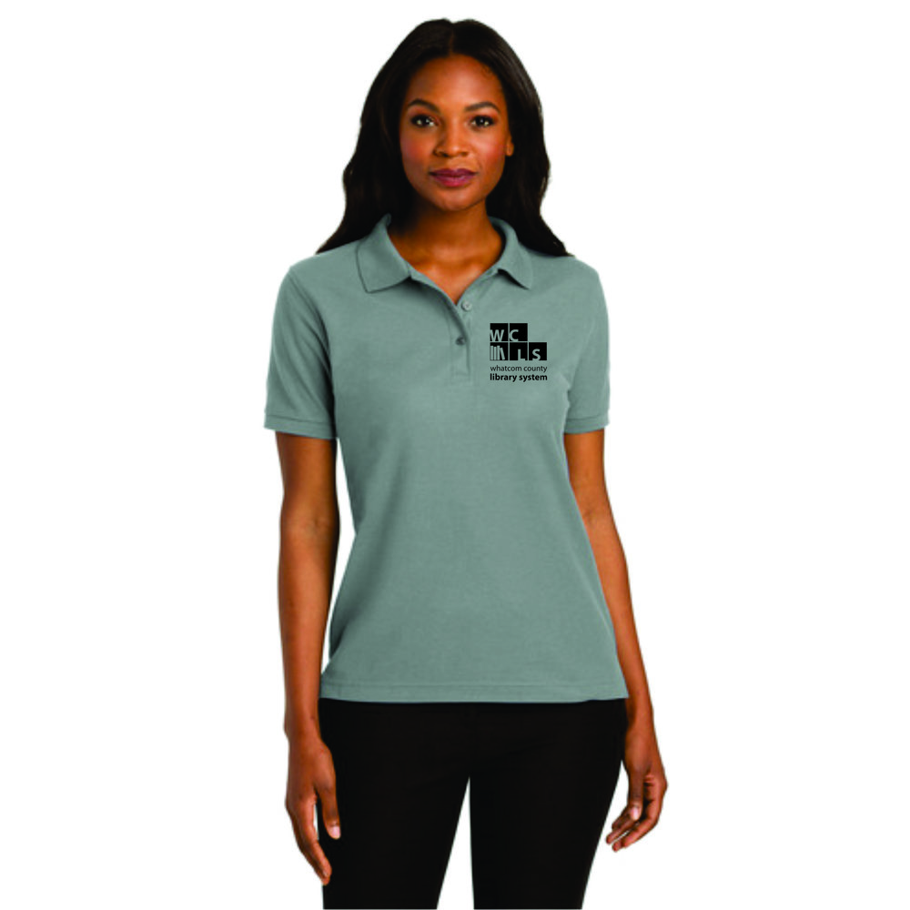 cf7333a2 WCLS Port Authority® Ladies Silk Touch™ Polo — Hats Off
