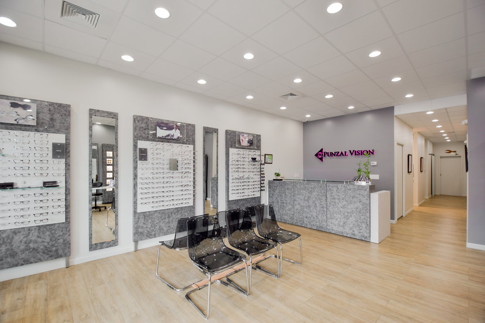 Punzal Vision  Tenant Improvement |  Retail/Waiting Area