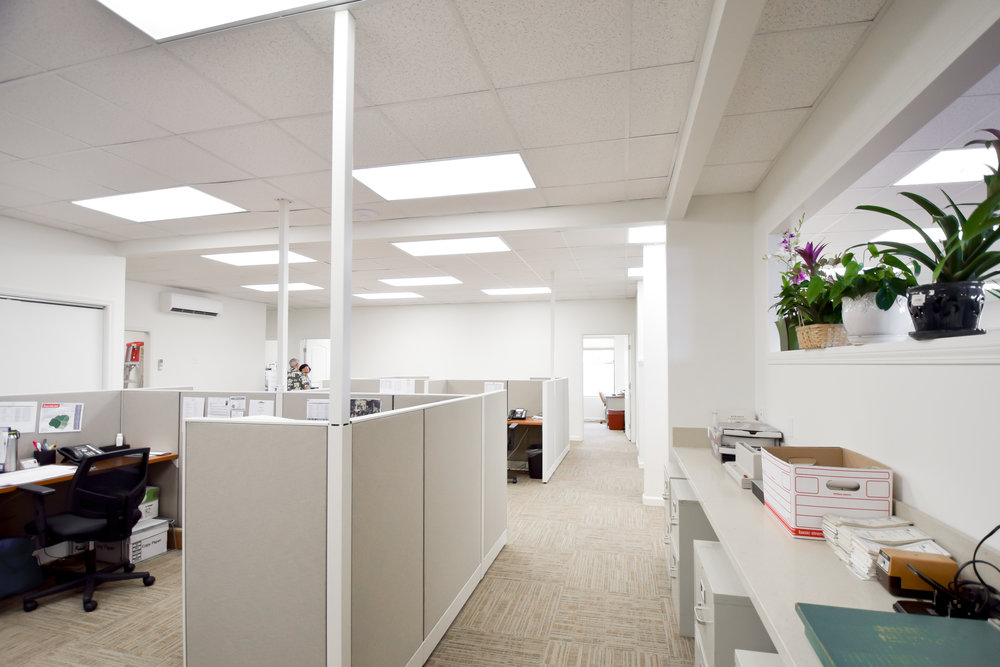 Kauai Realty  Commercial Build |  Office Pool