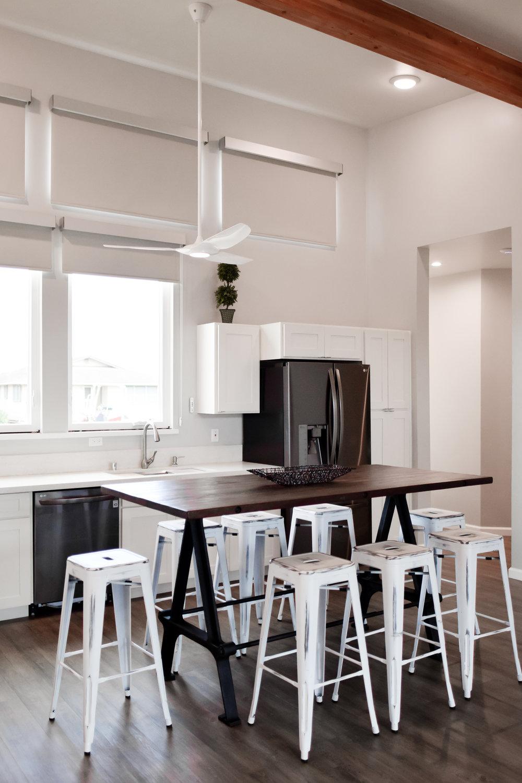 Alohi  Custom Residence |  Kitchen