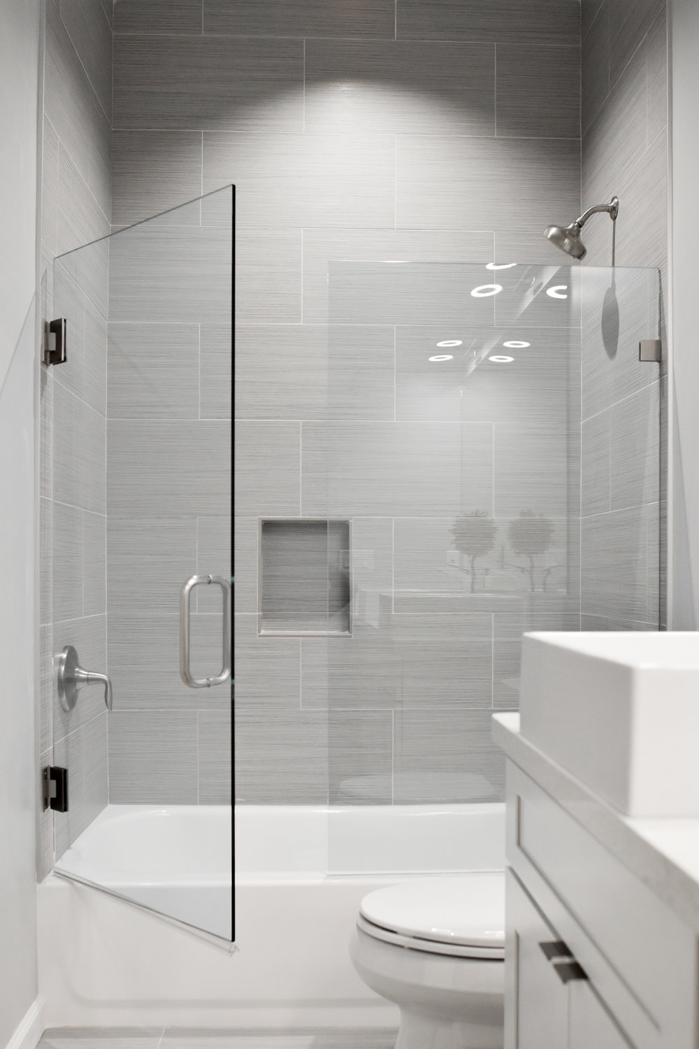 Alohi  Custom Residence |  Shower