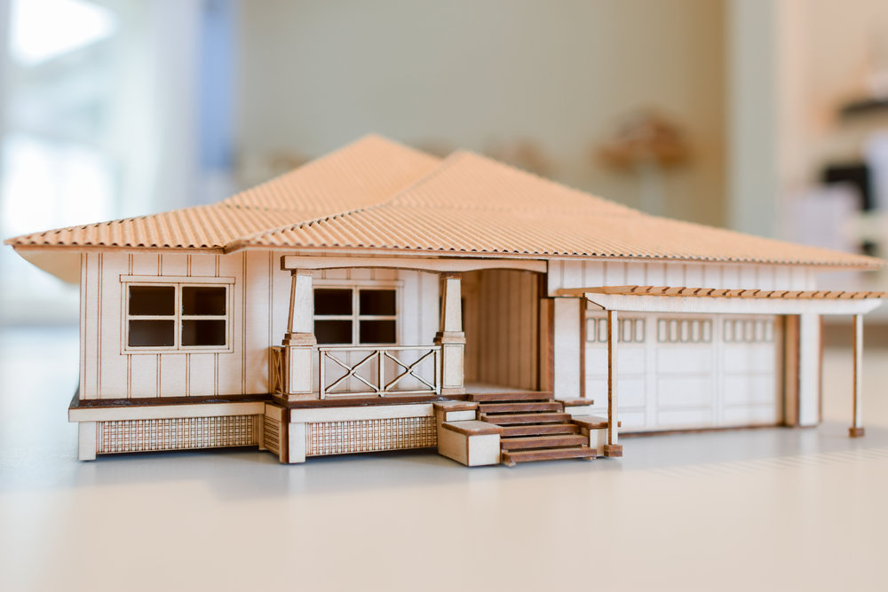 CRDC Spec Home  |  Scaled Model