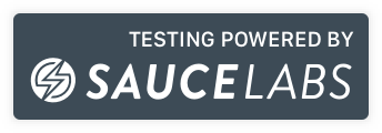 Powered by Sauce Labs badges gray@2x.png