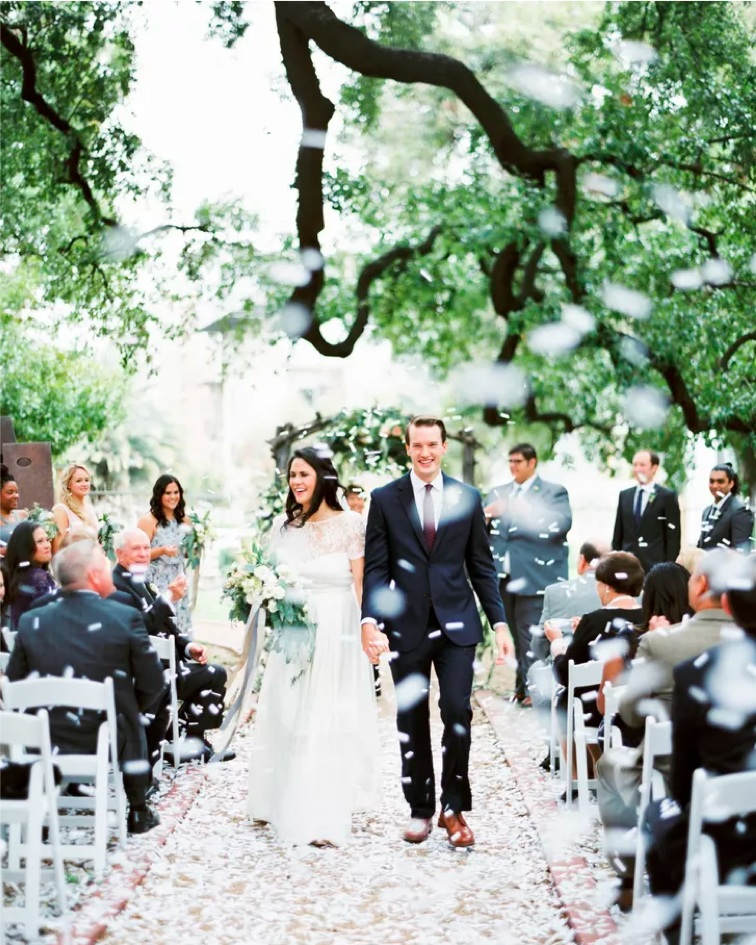 The Knot - Lauren + Jon / San Antonio Museum of Art