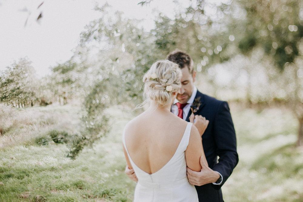 Wellington wedding photographer Jaymee Photography