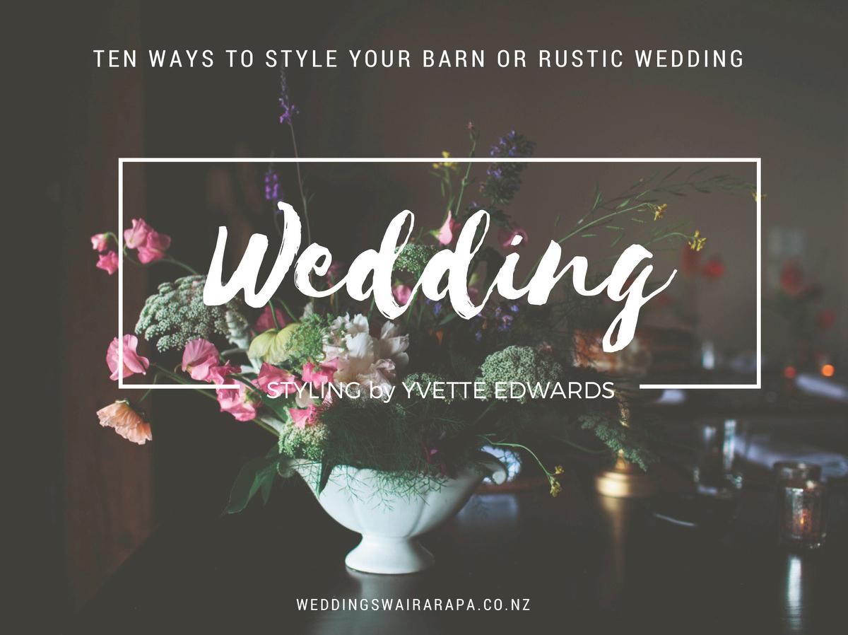 Wedding Styling Wairarapa PDF.