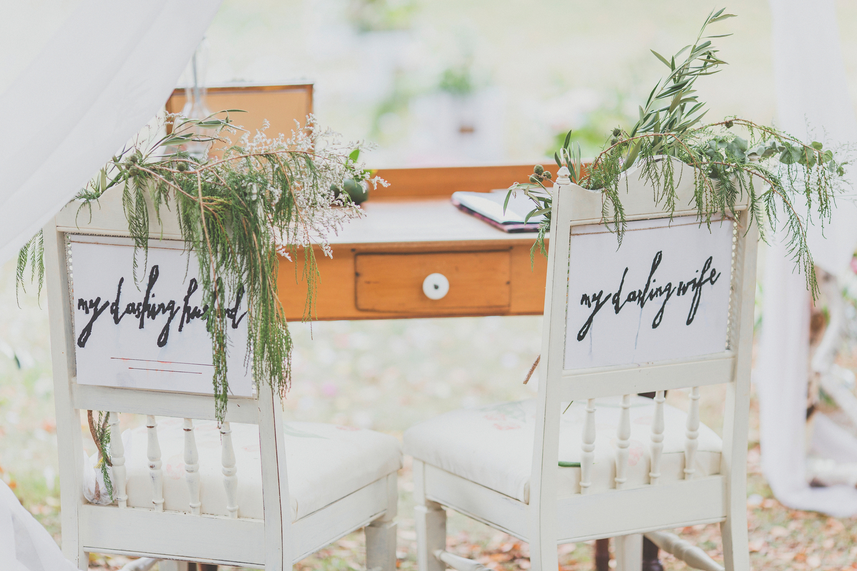 Wedding styling for barn or rustic elegance Wairarapa Wedding by Siaosi Photography